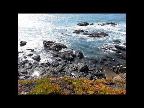 Newport Beach, CA to camp on Big Sur, CA