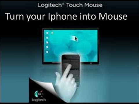 How To Convert Iphone Into Mouse
