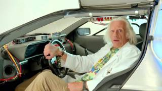 Back to the Future: Doc Brown