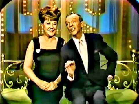 Ethel Merman belting with Fred Astaire