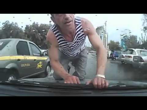 Самый злой водитель в мире