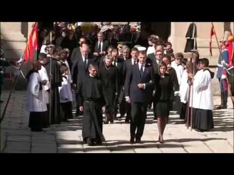 Misa corpore inspulto por S.A.R. el Infante Don Carlos en el Monasterio de El Escorial