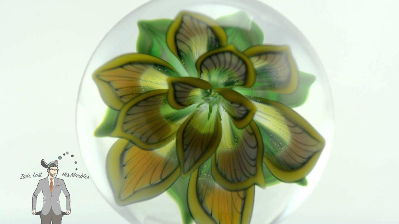 John Kobuki Yellow Flower Marble Youtube