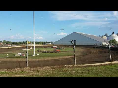 Kokomo Speedway Hot Laps 9/2/2018