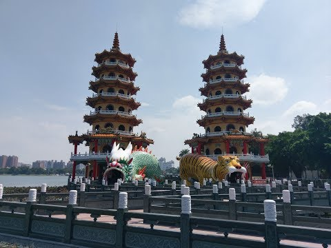 台湾 高雄・台南への旅 A Trip to Kaohsiung and Tainan Taiwan.