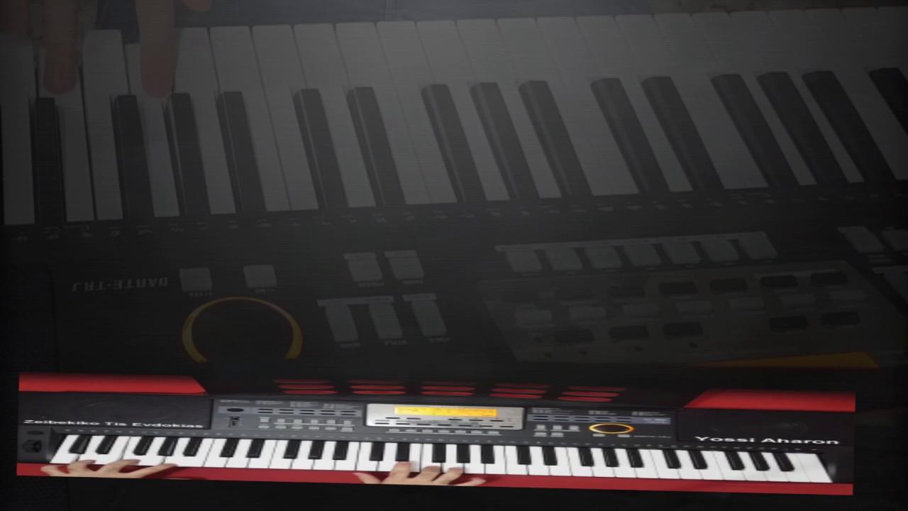 Greek Keyboard Lessons - Learn to play Greek music on keyboard