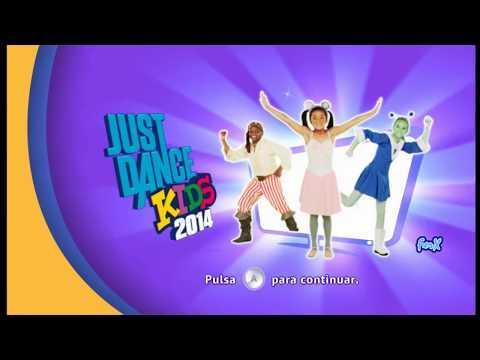 [Wii] Just Dance Kids 2014 - Song list + Extras