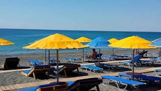 Camping Koutsounari - Crète Grèce