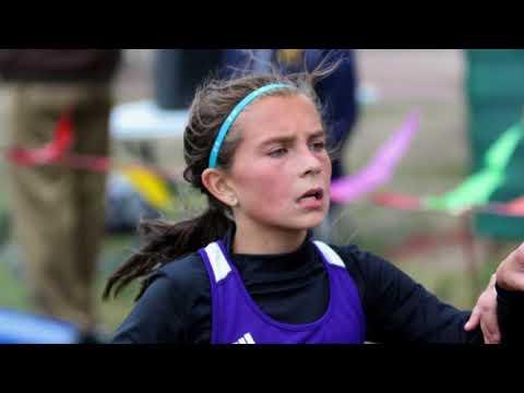 South Dakota State XC 2017 - Beresford Highlights