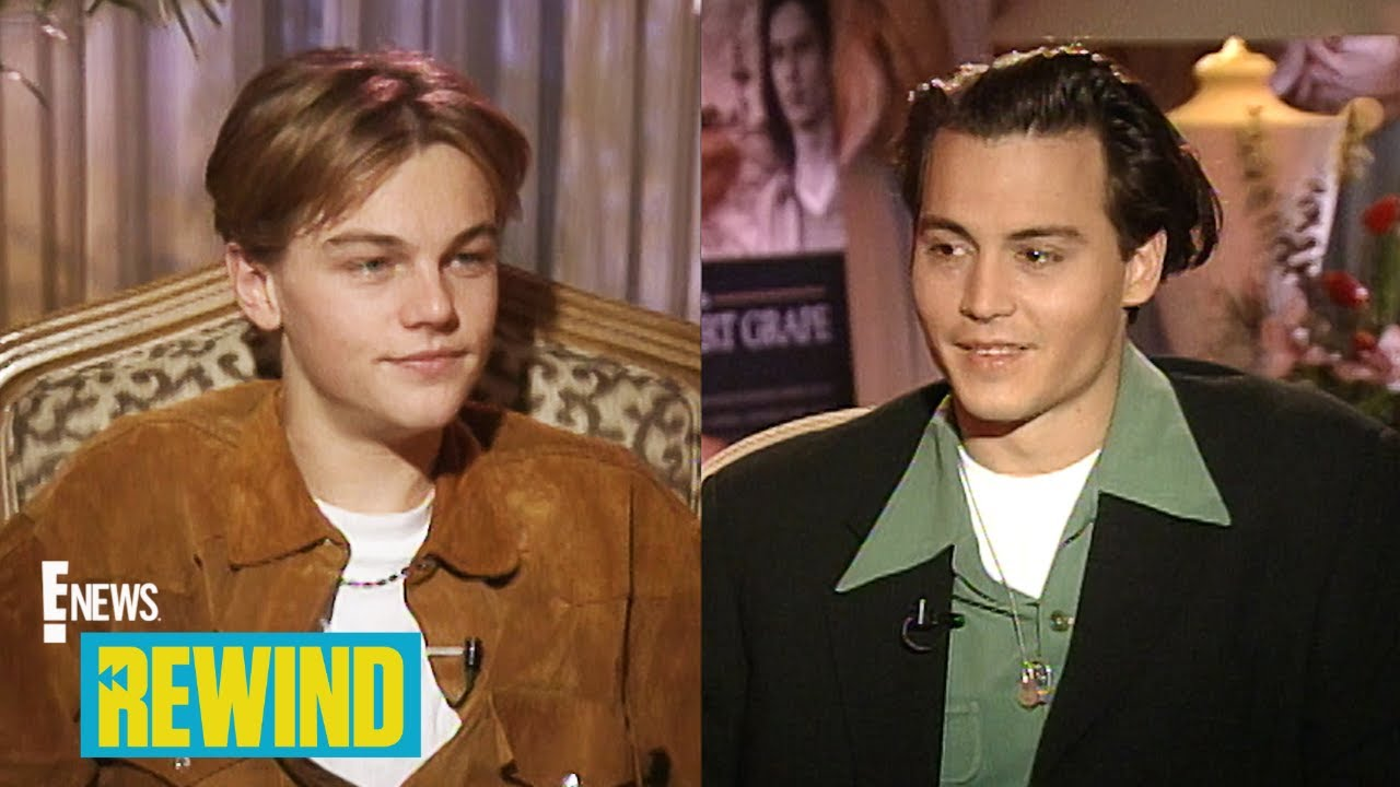 "Download Leonardo DiCaprio on ""What's Eating Gilbert Grape"": Rewind | E! News"