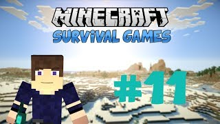 Minecraft Голодные игры - #11 - 2 ПОБЕДА!!!!=3