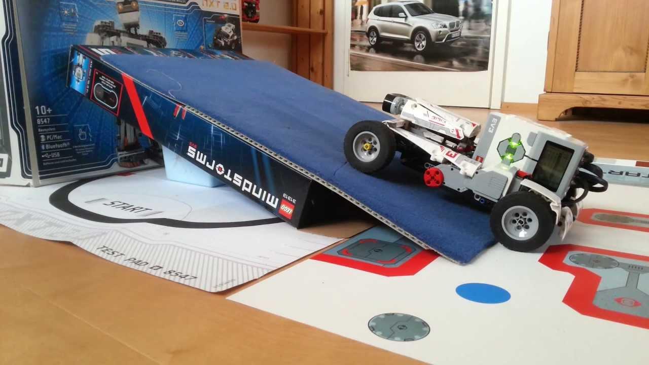 Lego Mindstorms Ev3 Car Youtube