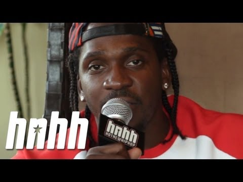 Pusha T: Only Kanye Could Avoid A Leak! Talks Twitter Threat And Album Stream!