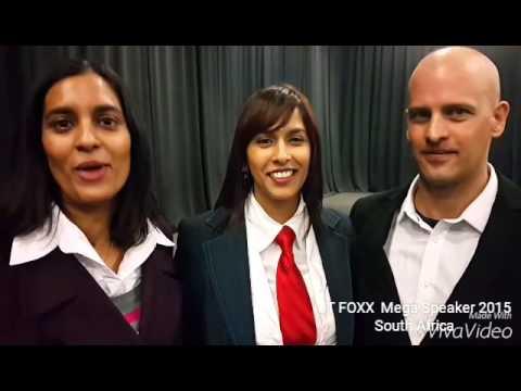 JT FOXX MEGA SPEAKER EVENT, SOUTH AFRICA  2015