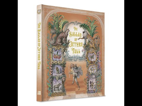 Jethro Tull Prep First Official Biography 'The Ballad of Jethro Tull'