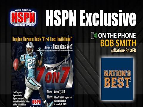 HSPN EXCLUSIVE - [@NationsBestFB] Bob Smith - Interview