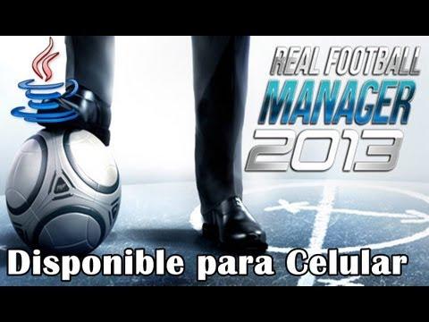 Preview: Real Football Manager 2013 para móvil