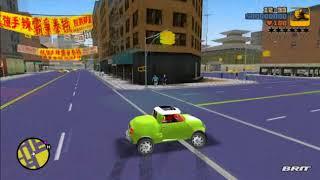 Grand Theft Auto Advance to gta3 gameplay