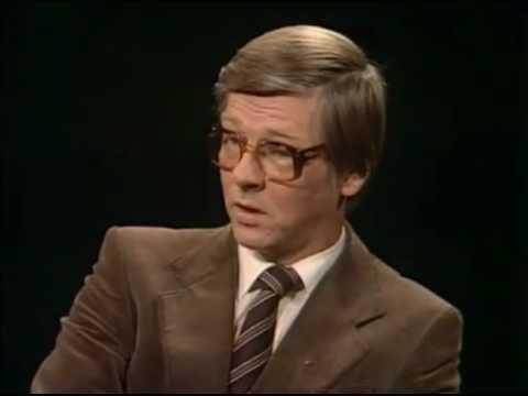 Valet 1982 - Ola Ullsten (FP) frågas ut i SVT
