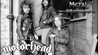 R.I.P. 'Fast' Eddie Clarke (R.I.P. Motörhead)