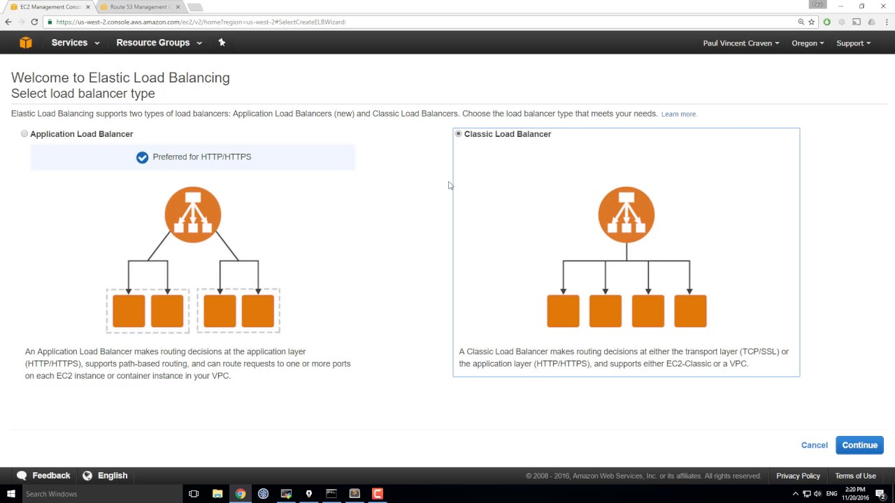 Load Balancing with AWS - YouTube