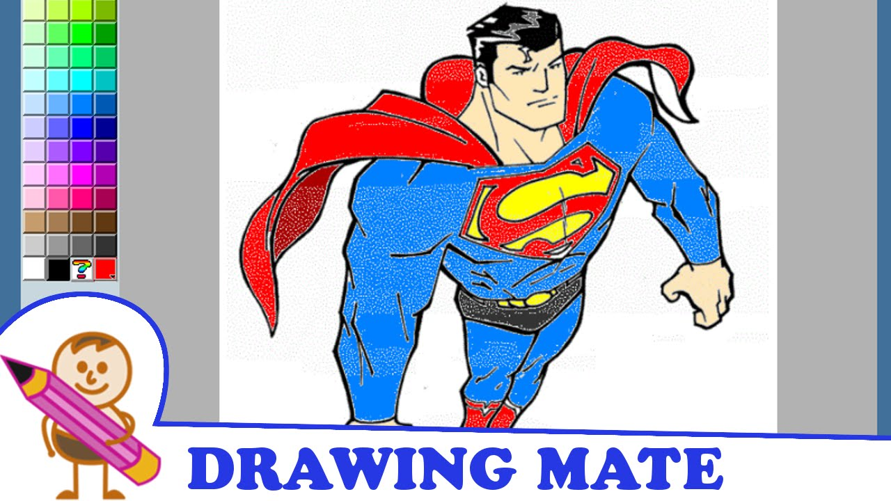 superman coloring pages colouring book sheets kolorowanki