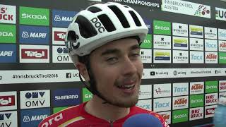 VM 2018: Interview med Magnus Bak Klaris