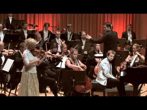 Lampenius-Rosefield-Jablonski: Beethoven Triple Concerto, Part 2