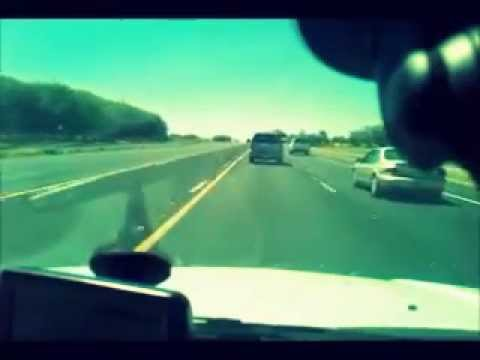 Fast-Paced Driving Video In New Mexico and Arizona