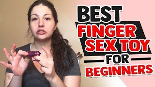 Fingo Nubby Finger Vibrator | Clit Sex Toys | Best Finger Sex Toy For Beginners