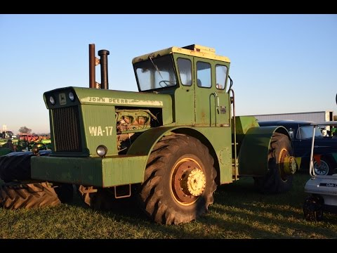 10/31/15 Verlan Heberer Auction - Tractors - Belleville, Illinois