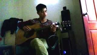(Quái Vật Tí Hon)-Ông Trời Cô Đơn -  (Acoustic Cover)- Vũ Hải Đăng