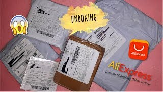 HAUL UNBOXING ALIEXPRESS la follia è qui #acquistilowcost #folliatime