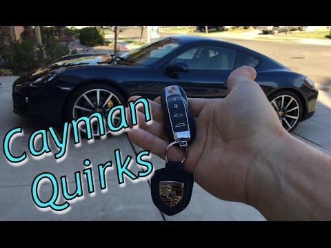 Cayman Quirks
