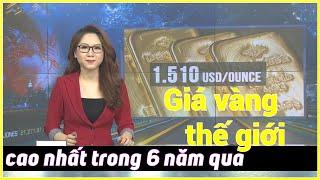 Bản tin Kinh tế Tài chính Sáng 8/8/2019