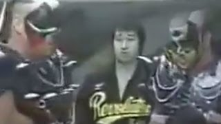 【鶴龍対決・三冠ヘビー】天龍源一郎vsジャンボ鶴田89年11月横浜 Genichiro Tenryu vs Jumbo Tsuruta Triple Crown Title.89'