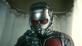 Ant Man Try His Suit First Time Tamil Scene | Ant Man Tamil Scene | Ant-man(2015)