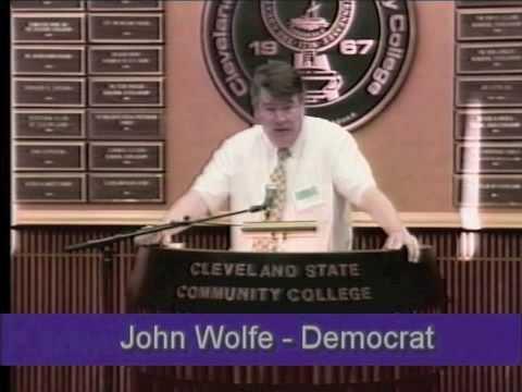 John Wolfe @ Cleveland State