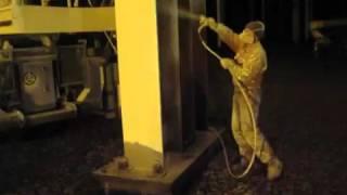 нанесение огнезащиты на металлические конструкции(, 2016-03-18T03:52:25.000Z)