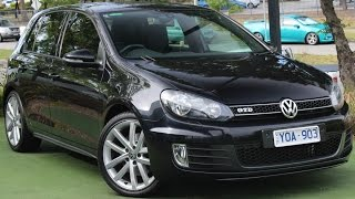 B6024 - 2011 Volkswagen Golf GTD VI Auto MY12 Walkaround Video