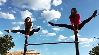 The Best Calisthenics Female Partner 2018 - By TH Workout