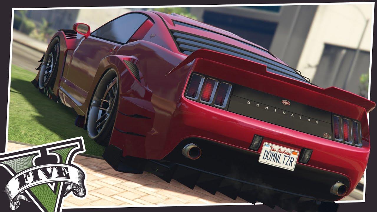 Gta 5 Custom Cars >> The Domineltzer Gta 5 Custom Cars