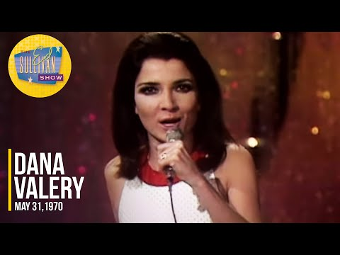 """Dana Valery """"For Once In My Life"""" on The Ed Sullivan Show"""