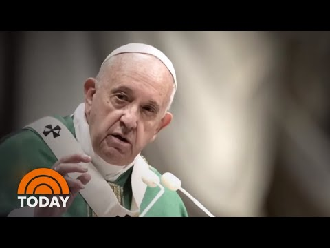 Will Pope Francis Allow Catholic Priests To Marry?   TODAY
