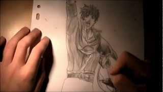 Speed Drawing | Ike (Fire Emblem) | OtnaxI2