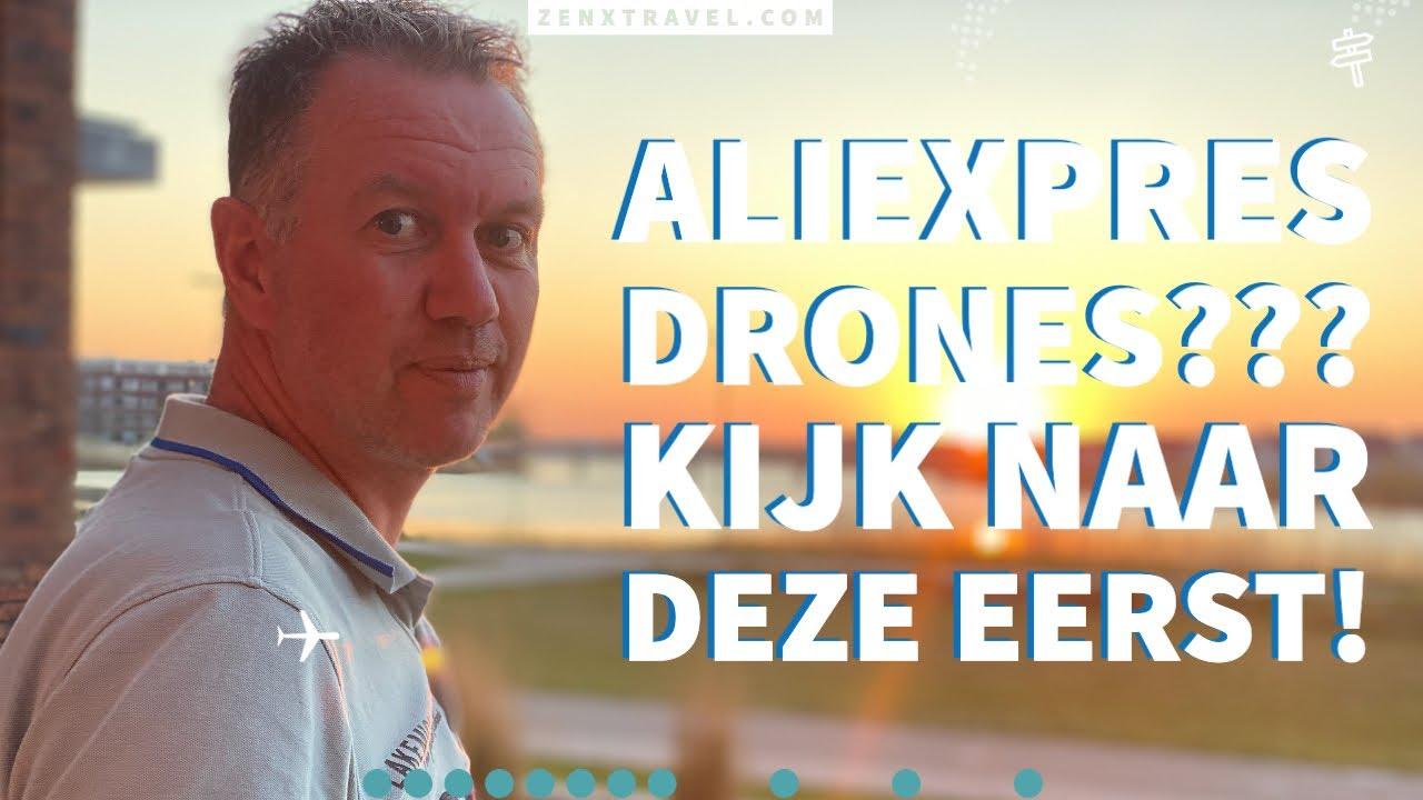 GOEDKOOP #ALIEXPRESS #DRONES WERKEN ZE ECHT? 2020 WIJ HEBBEN VEEL GETEST EN ONZE ADVIES VOOR JULLIE!
