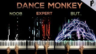 5 Levels of Dance Monkey | EASY to EXPERT... BUT