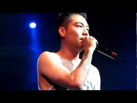 Liquor Store Blues + She Don't Care - Dumbfoundead  APAHM Tour NYC 120520