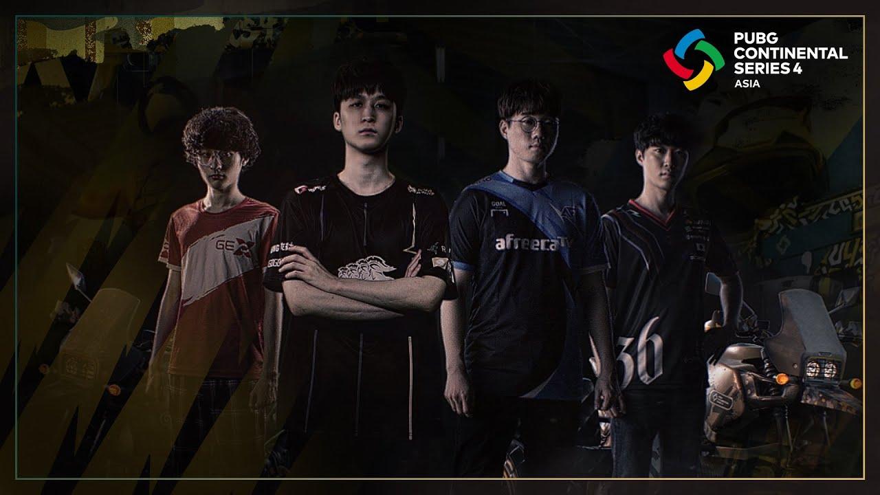[PUBG_TW] PCS4 ASIA Main Trailer