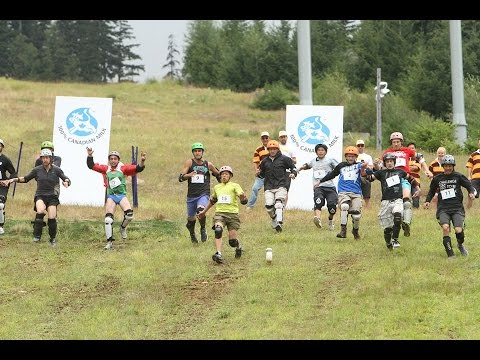 2013 Canadian Cheese Rolling Festival